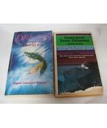Interpret Your Dreams Alan Levy & Dreams & What They Mean Migene Wippler... - $14.36