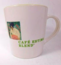 Starbucks 2005 Multi Cafe Estima Region Blend Coffee Cup Mug 16 Ounces - $9.77