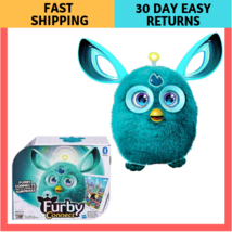 Hasbro Furby Connect Friend Teal New Bluetooth Brand Sleep Mask Included... - $93.80
