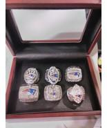 01 03 04 14 16 2018 New England Patriots Super Bowl Championship Ring - $168.29