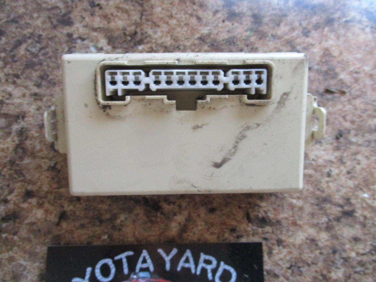 ... 97 98 99 Toyota Tacoma Fuse Box Relay Integration 82641-04010 YOTA YARD