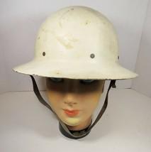 Vintage WWII U.S.Government Office Civil Defense Metal Helmet OCD Hard Hat - $55.17