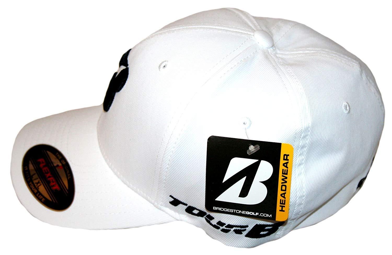 Bridgestone Fitted Golf Cap image 2