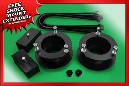 "3"" F + 2"" R Level Lift Kit For 2003-2013 Dodge Ram 2500 3500 4x4 4WD 4"" ... - $155.75"