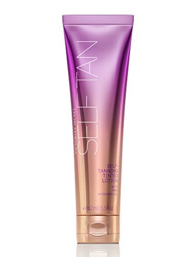Victoria's Secret Bronze Self Tan Self-Tanning Tinted Lotion
