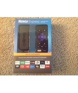 Roku Express Streaming Player (2017 Edition) 3900R - Black [New] - $39.99