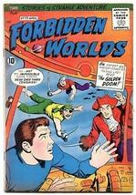 Forbidden Worlds #77 1959- Ogden Whitney- CC Beck VG - $63.05