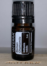 doTERRA Roman Chamomile Oil 5ml New and Sealed Exp. 2024/05 - $32.40