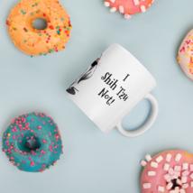 Coffee mug. Shih-Tzu dog lover, Shih-Tzu coffee mug. - $19.75
