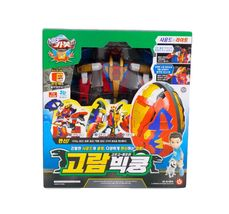 Hello Carbot Gorham Big Koong Transformation Action Figure Toy image 6