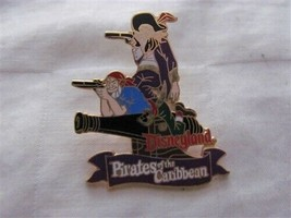 Disney Trading Pins 247 DL - 1998 Attraction Series - Pirates of the Caribbean - $18.50