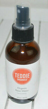 Teddie Organics Organic Rose Water Tone Refresh 4 fl oz Spray Bottle Ski... - $24.70