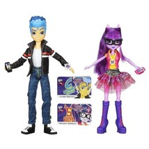 My Little Pony Equestria Girls Twilight and Flash Doll (2-Pack)  - $47.39