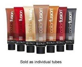 Redken Color Fusion Advanced Performance Color Cream 7Cr Copper/Red - $13.41