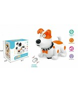 Walking Dog Puppy With Light Sound Toy for 3 4 5 6 7 Year Old Boy Girl K... - $38.99
