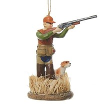 Duck Hunter w/Dog Ornament - $12.95