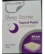 PatchMD Sleep Starter Plus Topical Vitamin Patch 30 Day Supply Patch-SS - $15.00