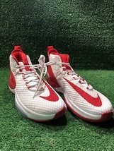 Team Issued Washington Wizards Nike Zoom Rize TB 13.5 Size Basketball Shoes - $69.99