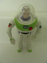 Vtg Toy Story Buzz Lightyear Disney Action Figure Burger King Spaceman W... - $13.96