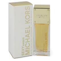 Michael Kors Sexy Amber 1.7 Oz Eau De Parfum Spray image 1