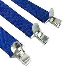Consumable Depot Solid Color Suspenders Y-Back   Adjustable and Elastic   - $15.19
