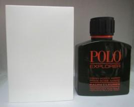POLO EXPLORER BY RALPH LAUREN 4.2 oz Eau De Toilette Spray TT Men - $128.69