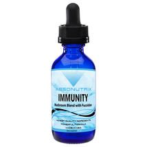 Absonutrix Immunity Mushroom Blend with Fucodian 650mg 4 fl oz antioxidant USA - $25.99