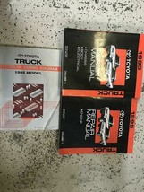 1995 Toyota PICK UP TRUCK Service Repair Shop Workshop Manual Set W EWD OEM - $178.15