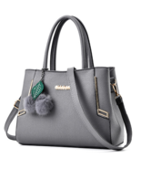 Hot Fashion Leather Shoulder Bags Women Large Handbags Tote Bags M182-1 - $37.99