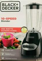 Black & Decker - BL2010BG - Table Top Blender - Black - $55.39