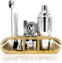 30-Piece Premium Bartender Kit | Cocktail Shaker Set | Stainless Steel M... - $43.84