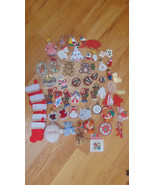 Christmas Vintage Ornaments 82 Total-Russ Berri... - $5.00