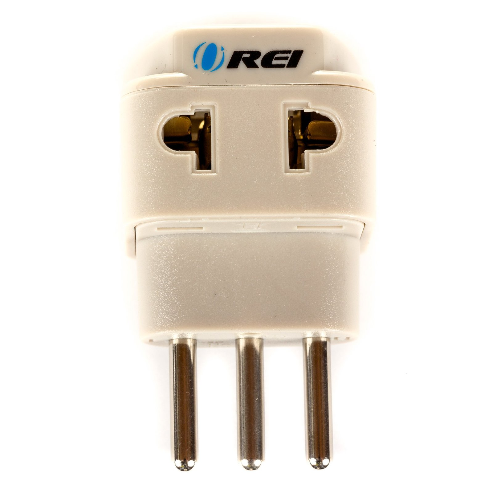 OREI Grounded Universal 2 in 1 Plug Adapter Type L for Italy, Uruguay & more ... image 6