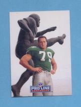 1991 Pro Line Portraits Mike Schad Autograph - $7.00
