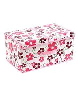 Foldable Storage Box Lidded Basket Storage Organizer Nursery Storage, L - $29.57