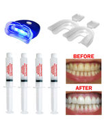 Complete Teeth Whitening Kit At Home System 44% Extreme Gel Syringe Made... - $9.79