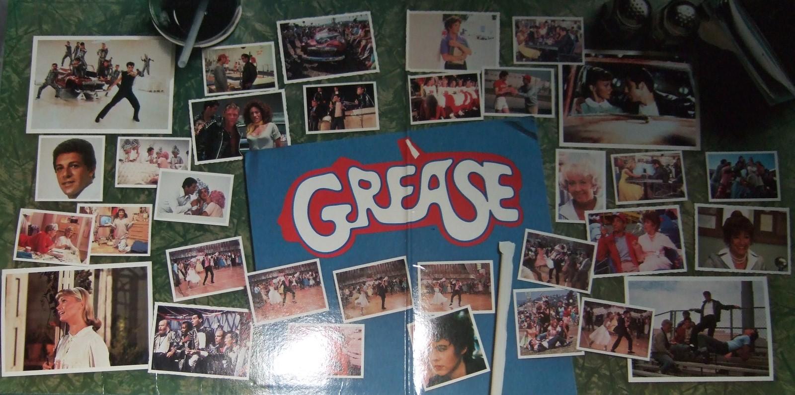 Grease Original Motion Picture Soundtrack Vinyl Lp
