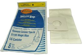 Kenmore Type M Canister Vacuum Cleaner Bags - $9.40