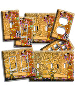 GUSTAV KLIMT TREE OF LIFE GOLD PAINTING LIGHT S... - $7.99 - $17.59