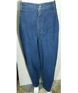 Vintage Levi's Women's Jeans 551 Size 12 Yolk Style High Rise Waist Mom    - $18.68