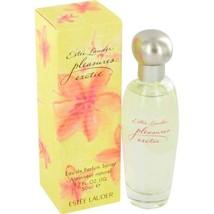Estee Lauder Pleasures Exotic Perfume 1.7 Oz Eau De Parfum Spray image 1