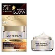 NEW L'Oreal Paris 6T1Mzb1 Age Perfect Glow Rene... - $22.54