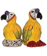 Westland Giftware Ark Safari  Parrots Salt and Pepper Shaker Set, 3-Inch - $8.90