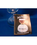 Two New Jack Daniels Double Bubble Chaser Jigge... - $9.99