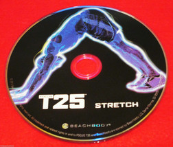 FOCUS T25 - STRETCH - Brand new - 1 DVD only - $8.30