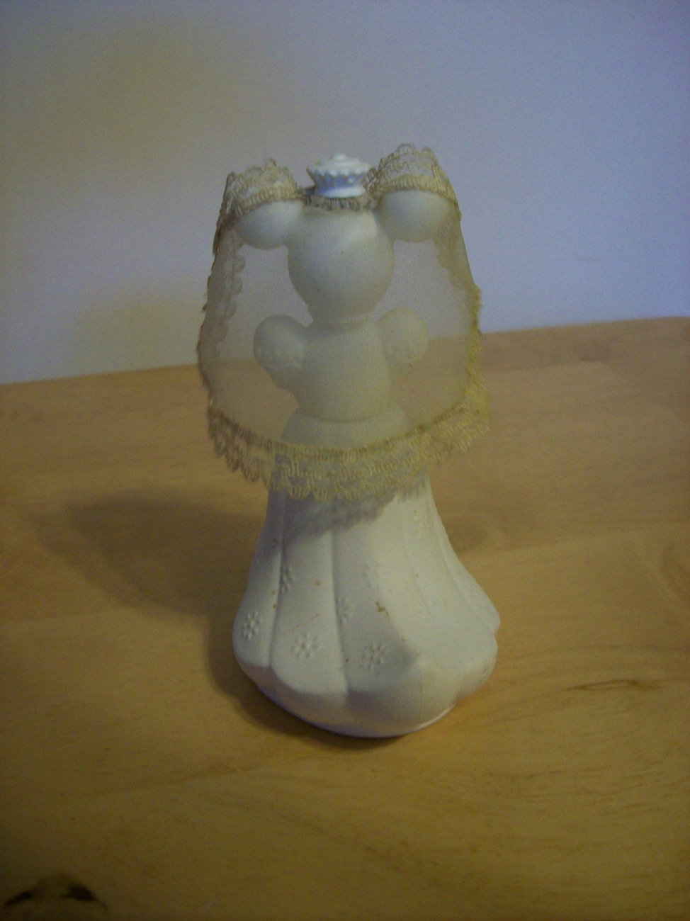 Avon vintage church mouse bride first flowers perfume
