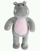 "a Pinky hippopotamus hippo stuffed  Build your own Bear at Home Kit 16"" - $24.99"