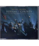 MICHAEL JACKSON - HISTORY / GHOSTS 1997 UK CD SINGLE PART 1 EPIC - 6647962 - $13.26