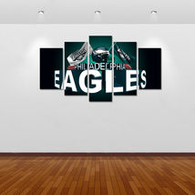 5 Pcs HD Printed Philadelphia Eagles Football S... - $47.99 - $179.99