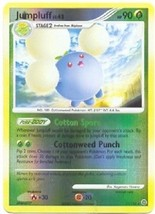 Jumpluff 11/132 Reverse Holo Rare Secret Wonders Pokemon Card - $1.99